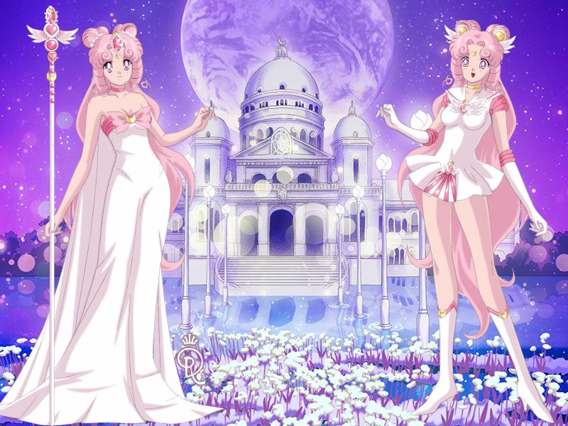 Senshi Maker - Princess Suki and Sailor Millennium by TheAnomally
