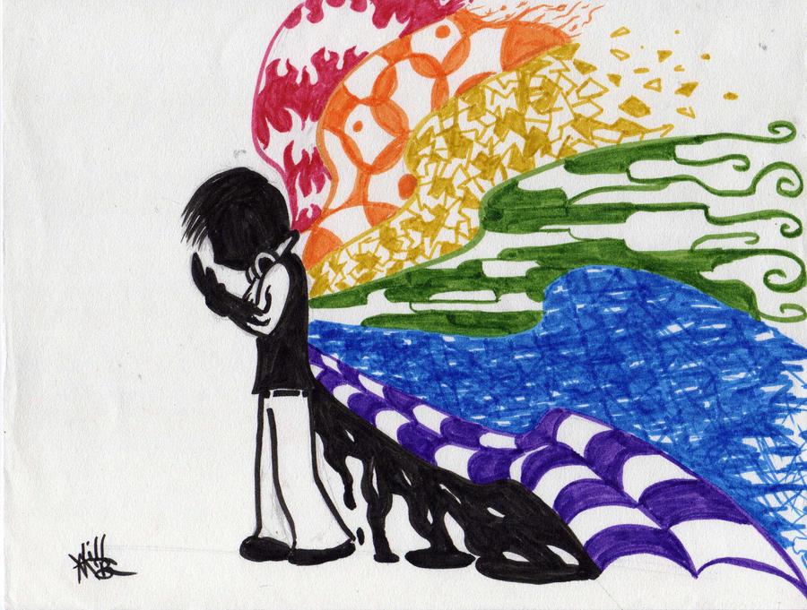 Rainbow Spirit by NyonLite
