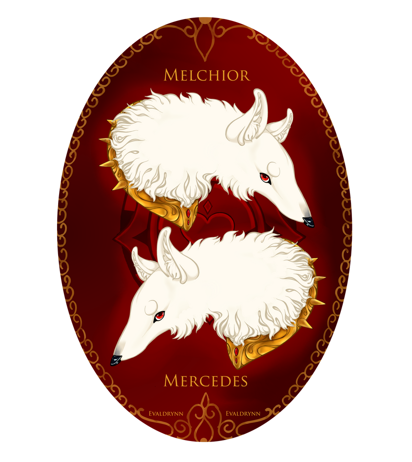 Melchior and Mercedes