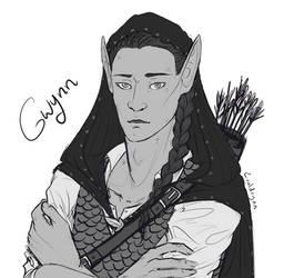 Gwynn - 2nd party member