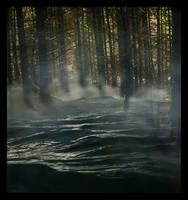 Stock: Ocean Forest by RegurgitatedFlesh