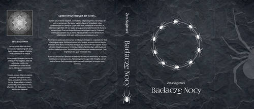 Badacze - cover design by ZetaSagittarii