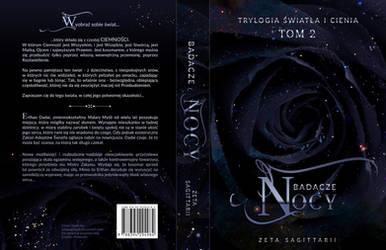 Badacze Nocy - new cover by ZetaSagittarii