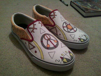 Alchemy Shoes