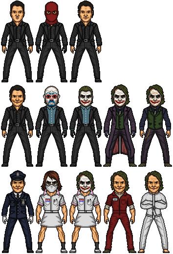 The Joker by Almejito