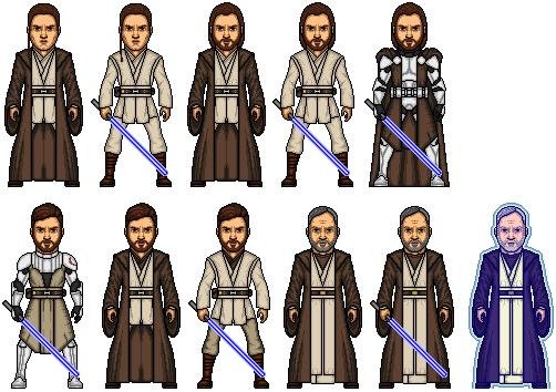 Obi Wan Kenobi by Almejito