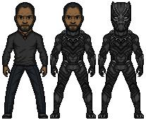 Black Panther - Captain America: Civil War by Almejito