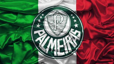 Palmeiras - Bandeira 2 by Panico747