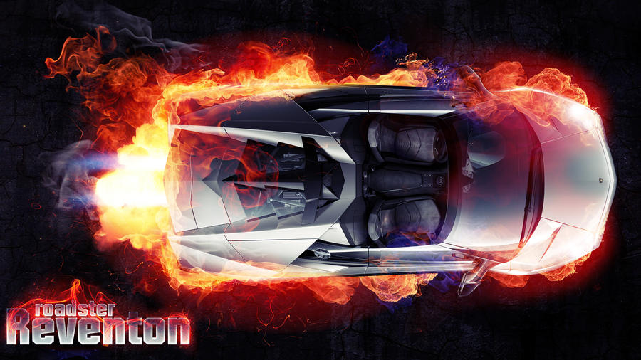 Lamborghini Reventon Roadster by Panico747