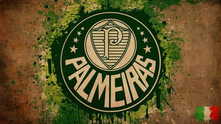 Palmeiras - 'Splat' by Panico747