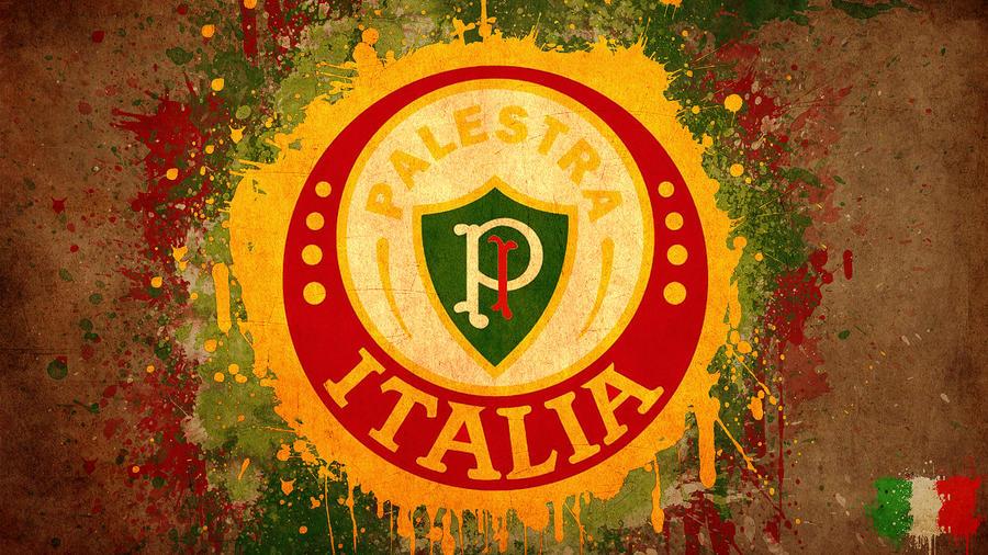 Palmeiras - 'Splat' 2 by Panico747