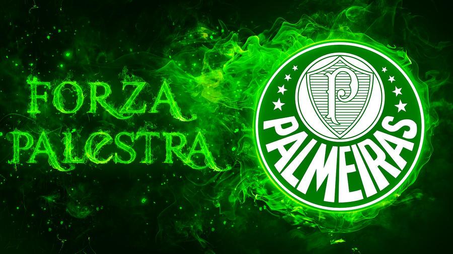 Palmeiras - Forza Palestra by Panico747