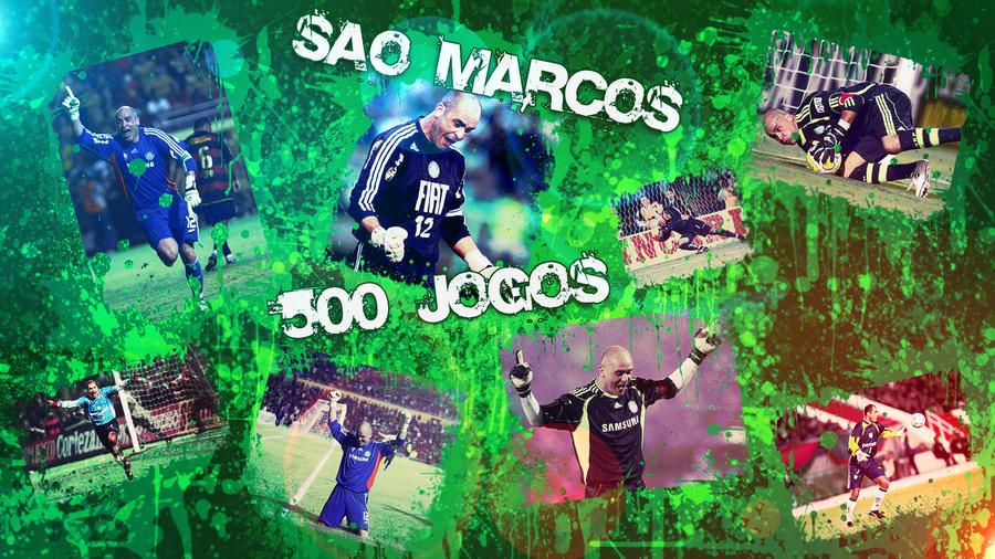 Sao Marcos 500 jogos Wallpaper by Panico747