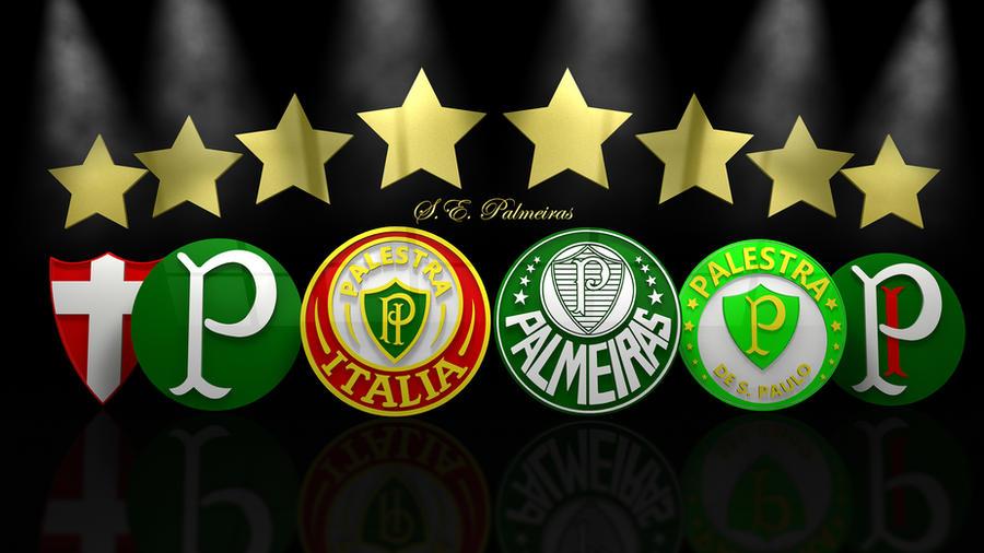 Palmeiras é Brasil