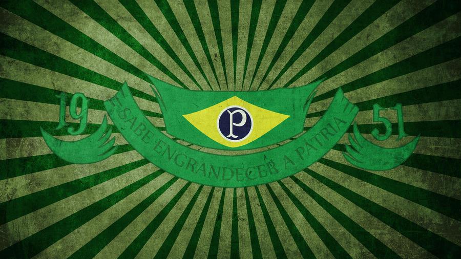 Palmeiras Campeao mundial 1951 by Panico747