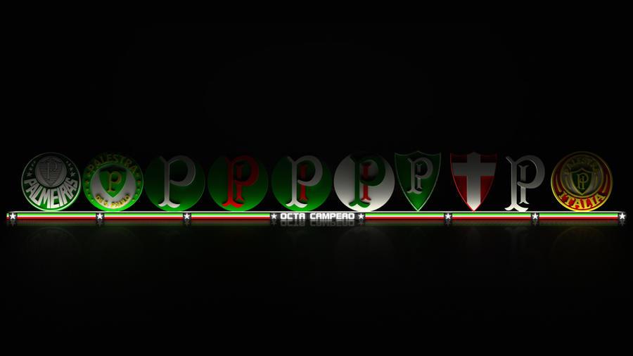 Palmeiras Octa Campeao by Panico747
