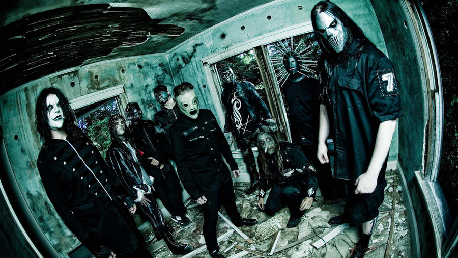 Slipknot Wallpaper 4 by Panico747