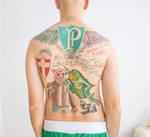 Tattoo Palestra Italia / Palmeiras by Panico747