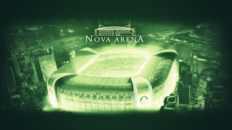 Nova Arena Wallpaper by Panico747