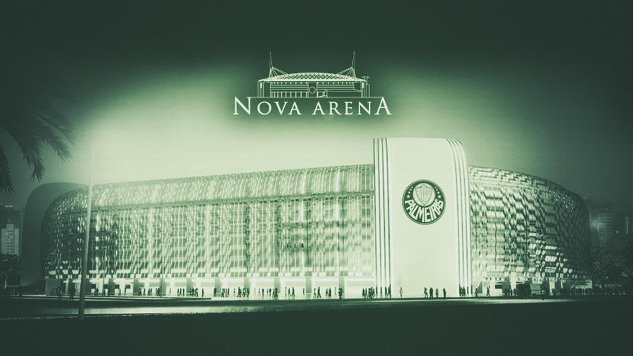 Nova Arena Wallpaper 2 by Panico747