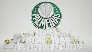 Palmeiras - Titulos Wallpaper