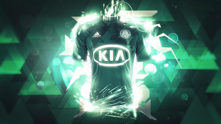Camisa do Palmeiras 2012/13 by Panico747
