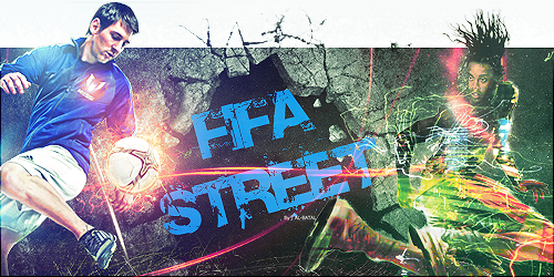 Fifa Street Sign by Panico747