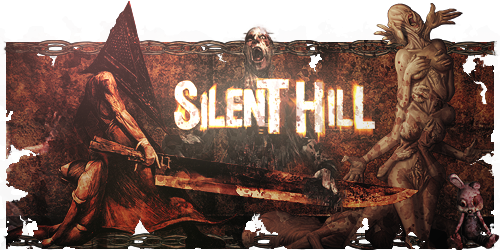 Silent Hill Sign by Panico747