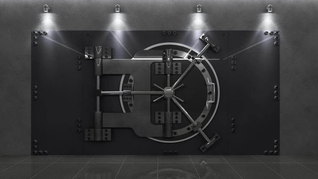 Safe Bank by Panico747