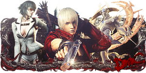 Devil May Cry Sign