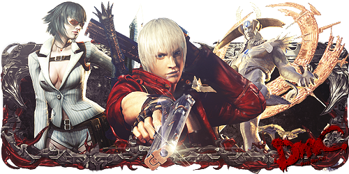 Devil May Cry Sign by Panico747