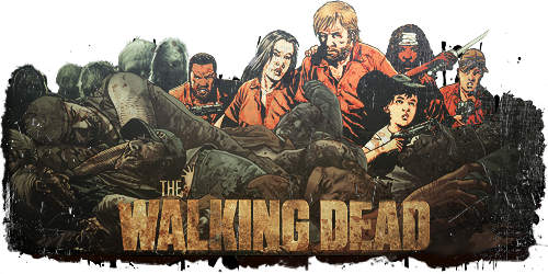 Bora traduzir ? The_walking_dead_sign_by_panico747-d5cmle6