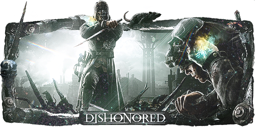 Dishonored Sign by Panico747