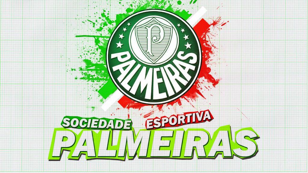 Palmeiras - Paper by Panico747