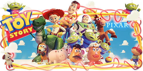 Toy Story Sign by Panico747