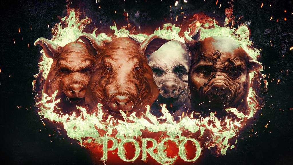 Palmeiras - Porco by Panico747