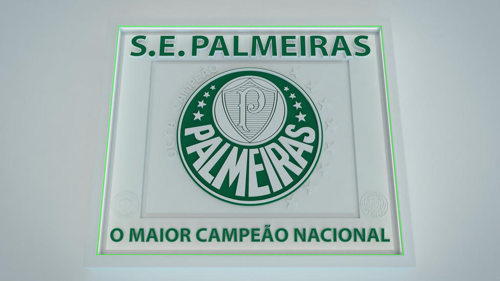 Palmeiras Maior Campeao Nacional by Panico747