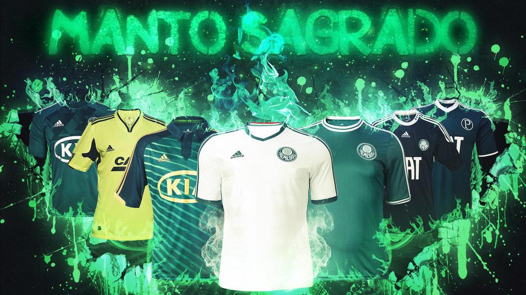 Palmeiras - Manto Sagrado by Panico747
