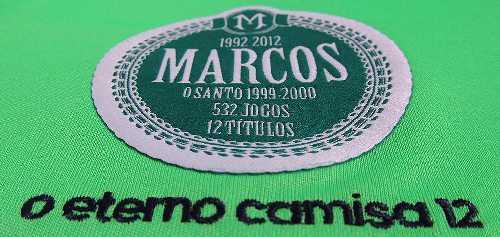 Camisa comemorativa Sao Marcos - Palmeiras by Panico747