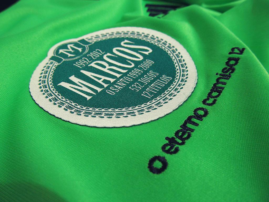 Camisa comemorativa Sao Marcos 3 - Palmeiras by Panico747
