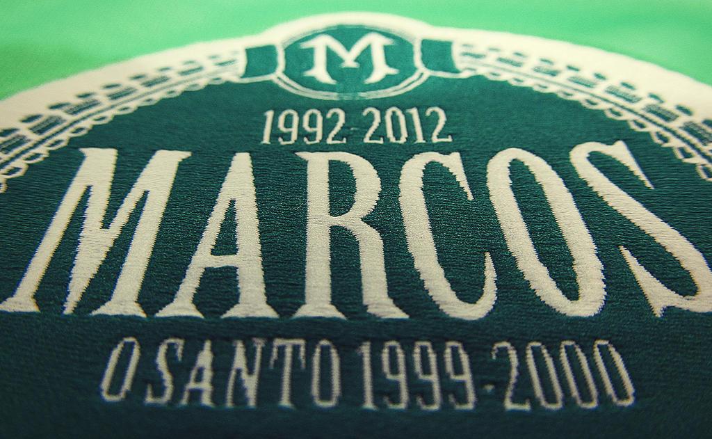 Camisa comemorativa Sao Marcos 5 - Palmeiras by Panico747