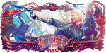 Bioshock Infinite Sign - 2 by Panico747