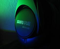 Shure SRH440 by Panico747