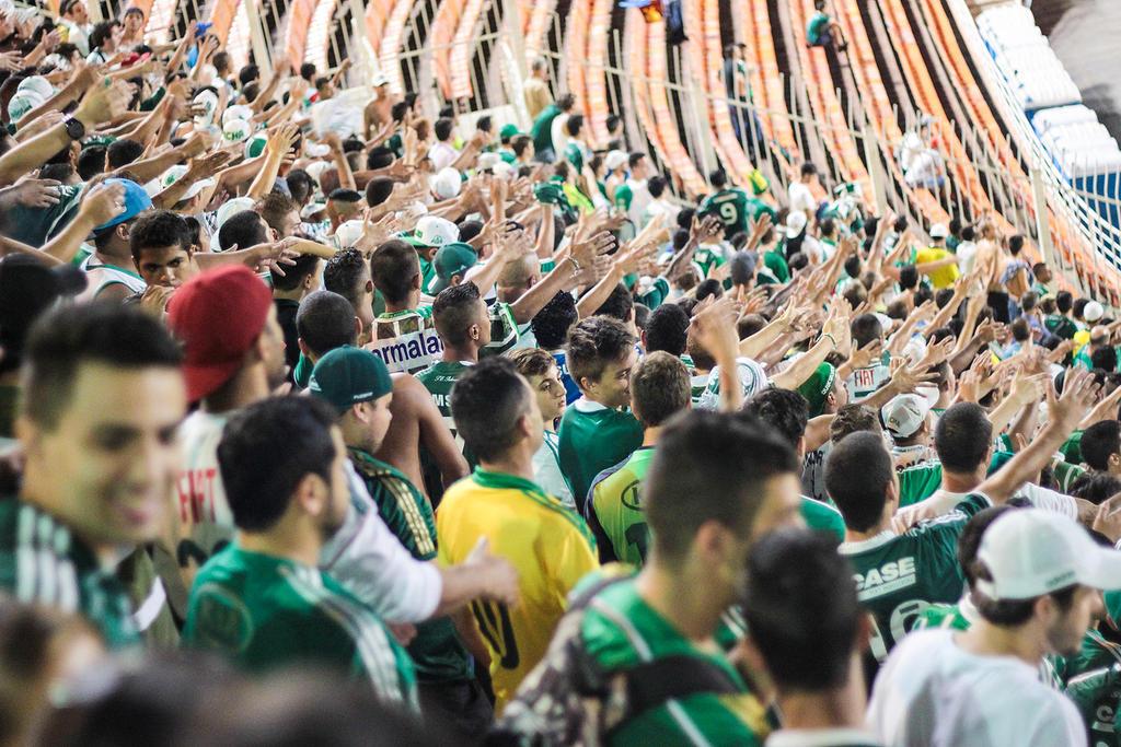 Palmeiras - Torcida by Panico747