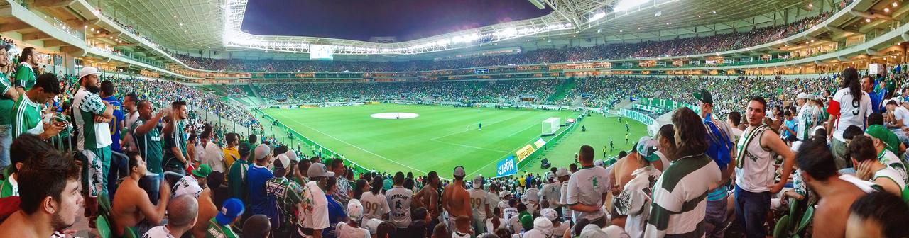 Palmeiras - Allianz Parque Panorama