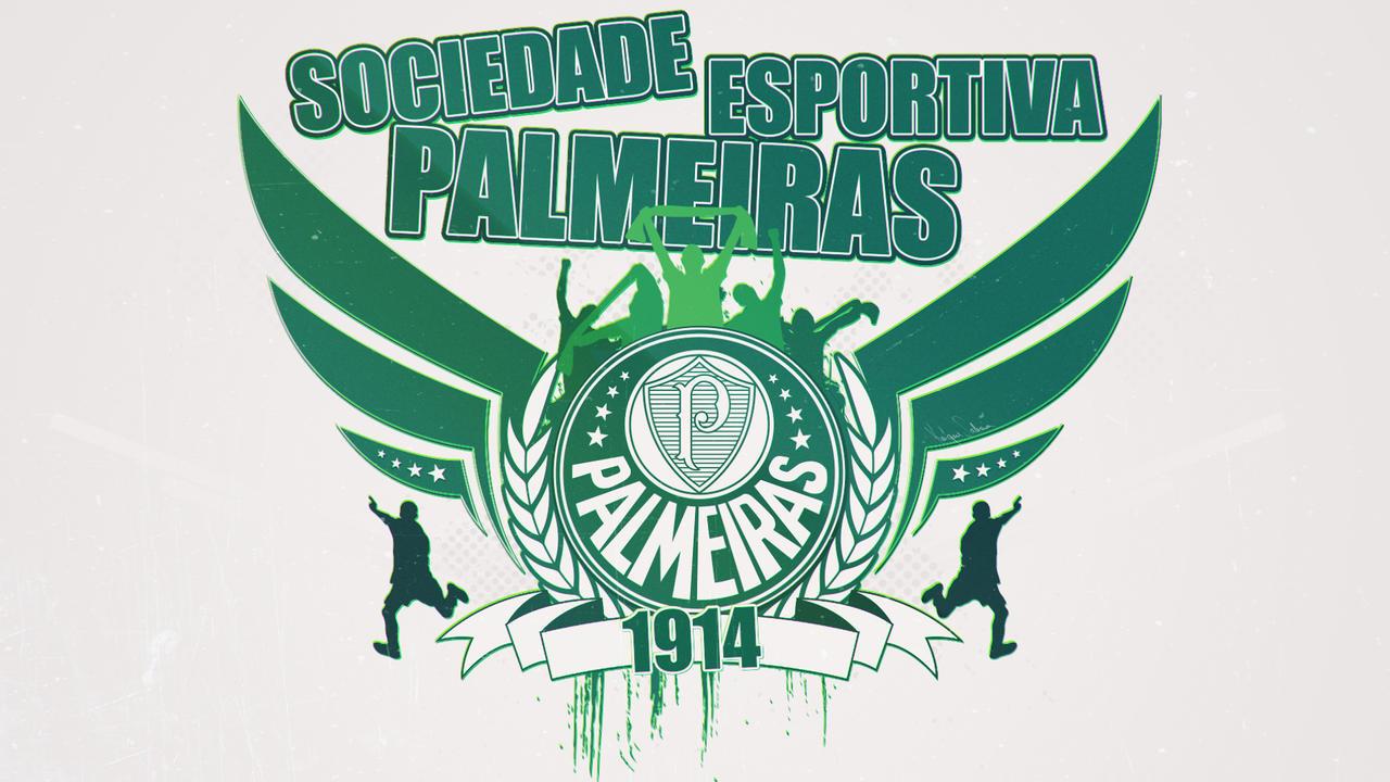 Palmeiras Vector by Panico747