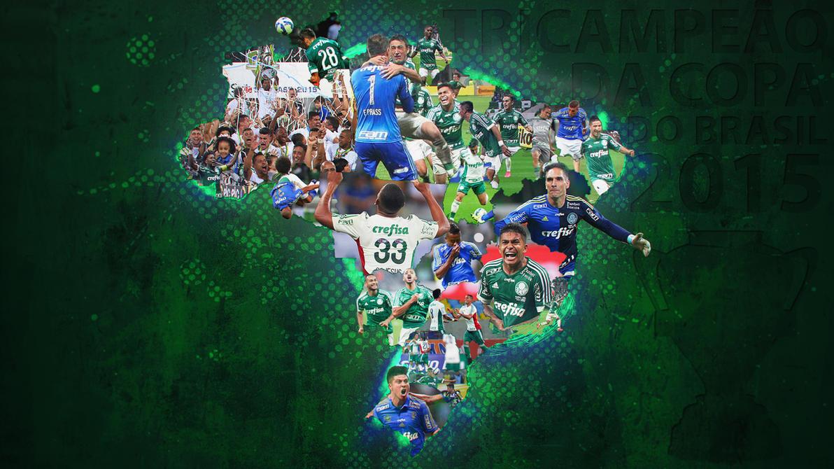 Palmeiras tricampeao da copa do Brasil by Panico747