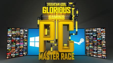 PC Master Race Wallpaper by Panico747