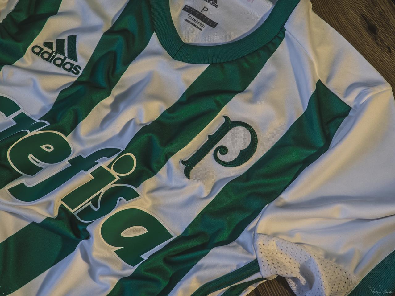 Palmeiras - Camisa 2 - 2017 by Panico747