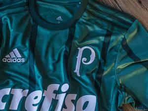 Palmeiras - Camisa 1 - 2017